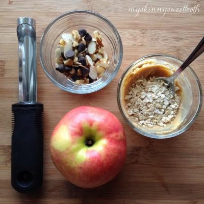 healthy apple rings | my skinny sweet tooth