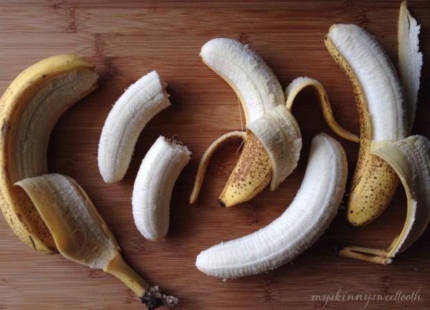 bananas | my skinny sweet tooth