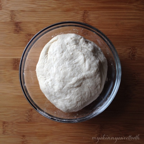 two ingredient dough | my skinny sweet tooth