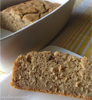basic (healthy) banana bread | my skinny sweet tooth