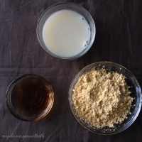 peanut butter syrup | my skinny sweet tooth