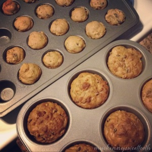 rosemary raisin muffins | my skinny sweet tooth