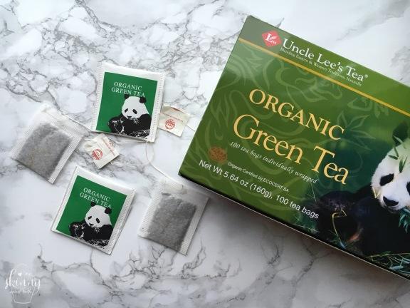 Green Tea (Gallon Batch) | my skinny sweet tooth