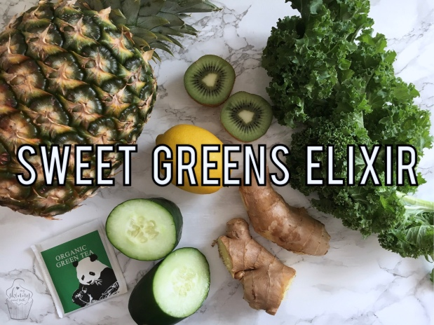 Sweet Greens Elixir | My Skinny Sweet Tooth