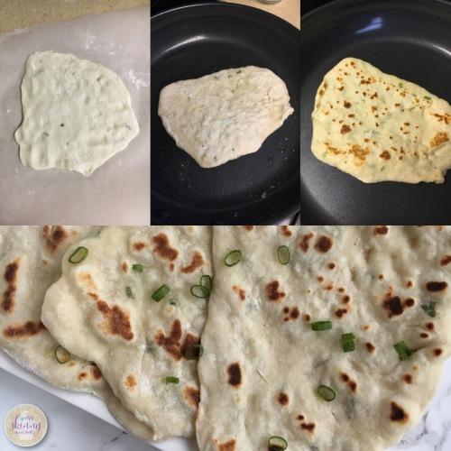 #2ingredientdough Naan Bread | My Skinny Sweet Tooth