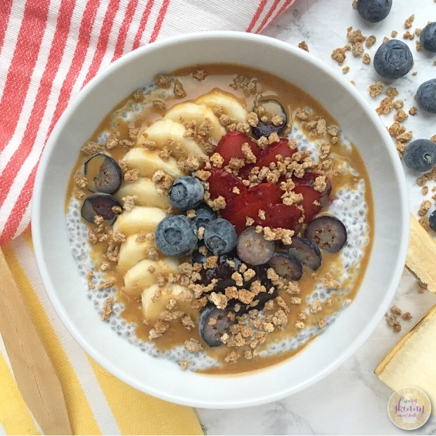 Lightened Up A.M. Superfoods Bowl (from First Watch) | My Skinny Sweet Tooth