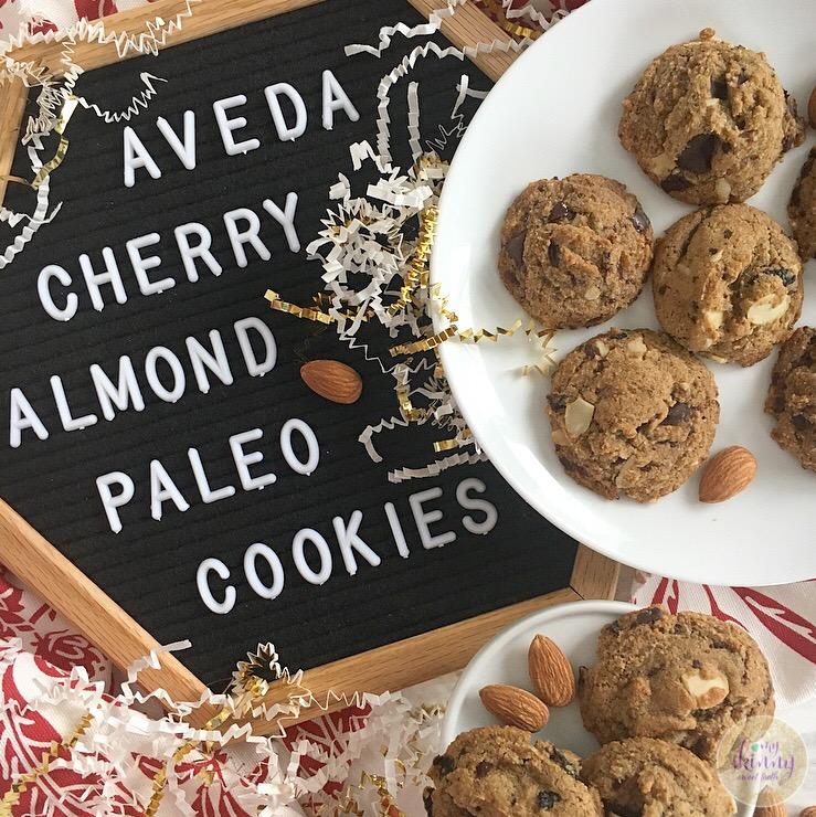Cherry Almond Paleo Cookies   My Skinny Sweet Tooth
