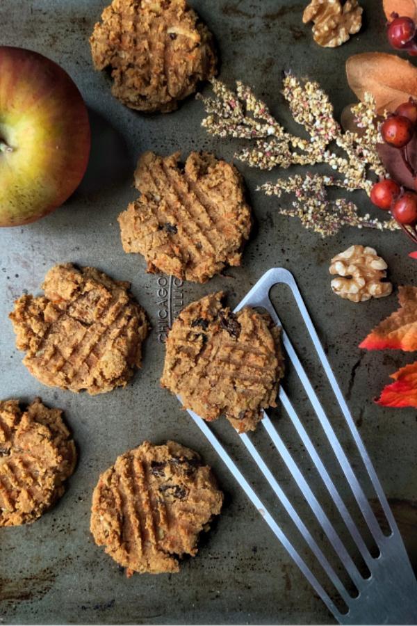 Fall Harvest Cookies   My Skinny Sweet Tooth