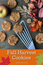 Fall Harvest Cookies | My Skinny Sweet Tooth
